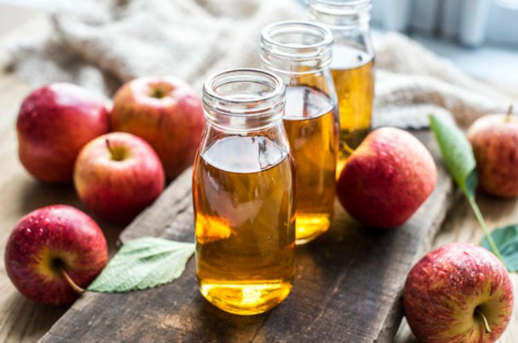 Sử dụng giấm táo để điều trị viêm xoang